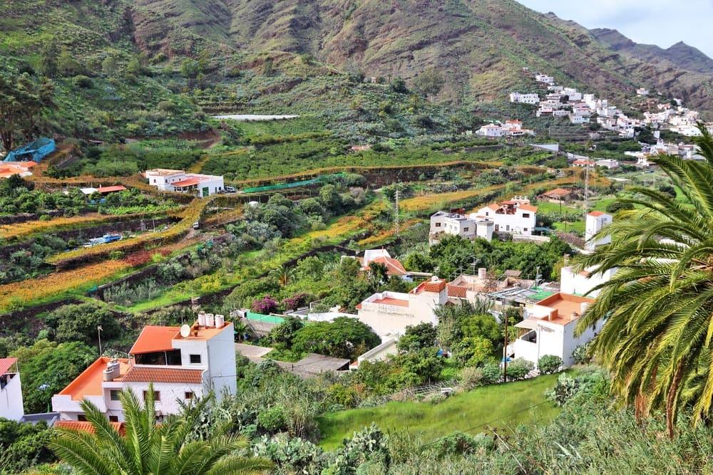 Los Berrazales - Gran Canaria i Spanien