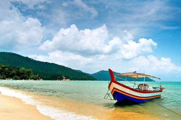 Penang i Thailand