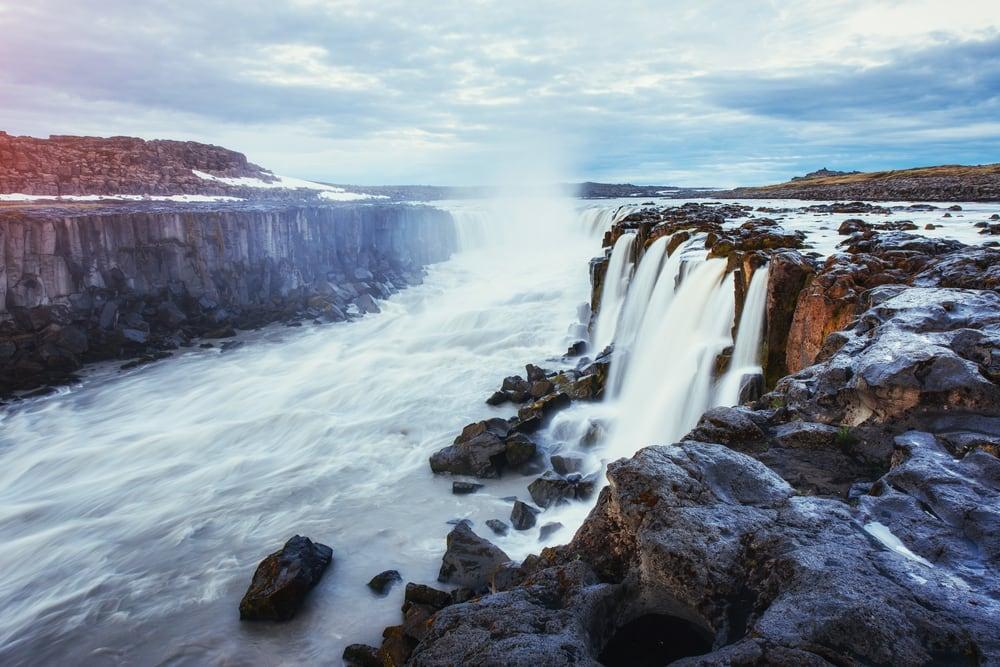 Selfoss vandfaldet - Island