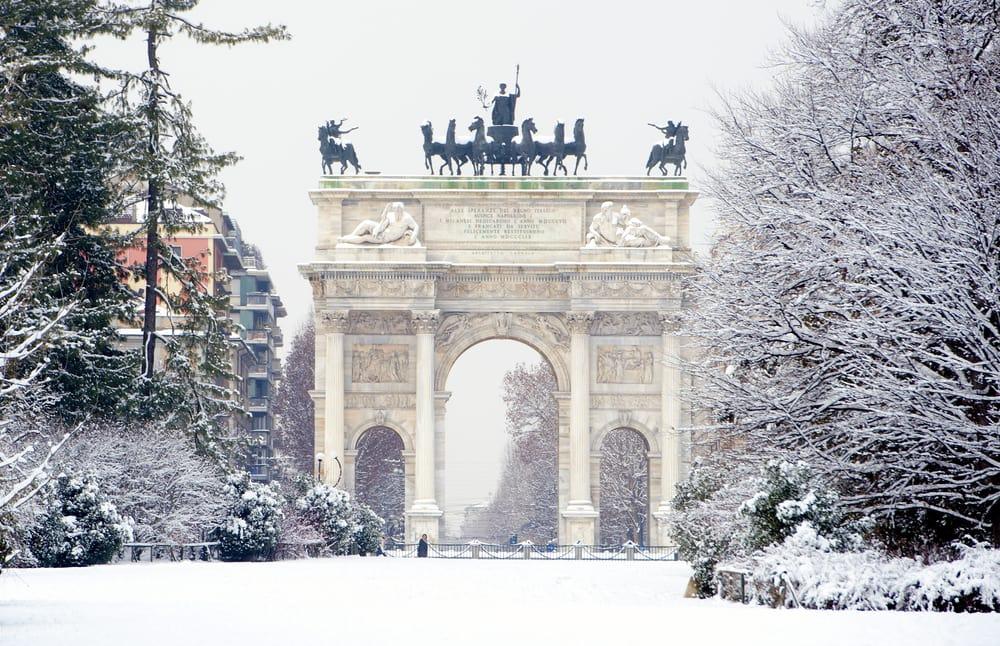 Sempione Park - Milano i Italien