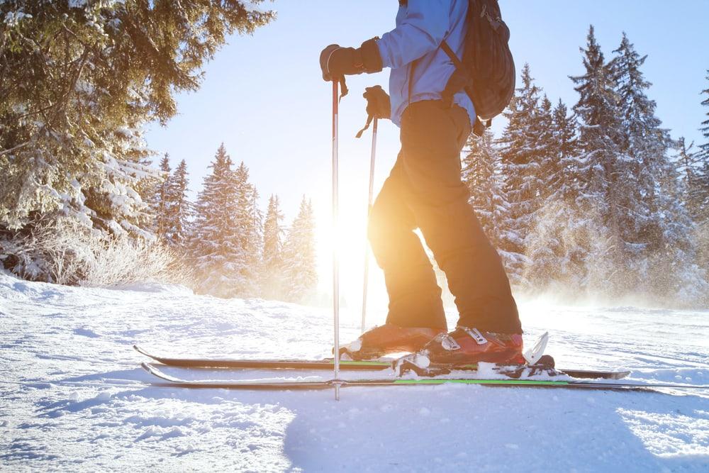 Skitur - Hafjell i Norge