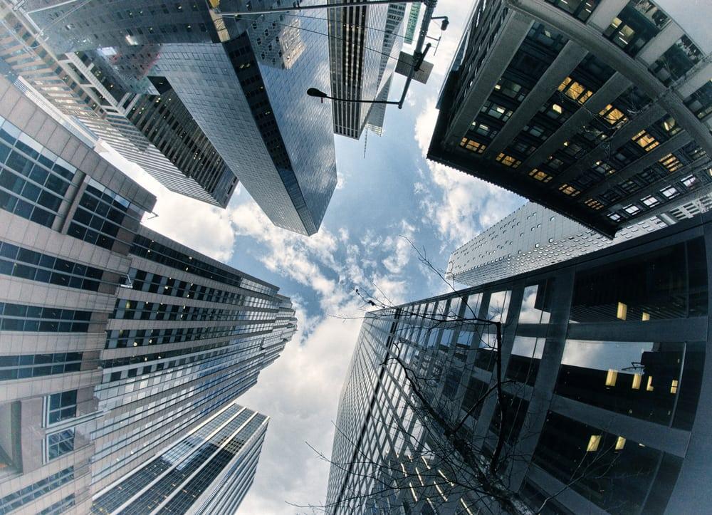 Skyskrabere - New York City