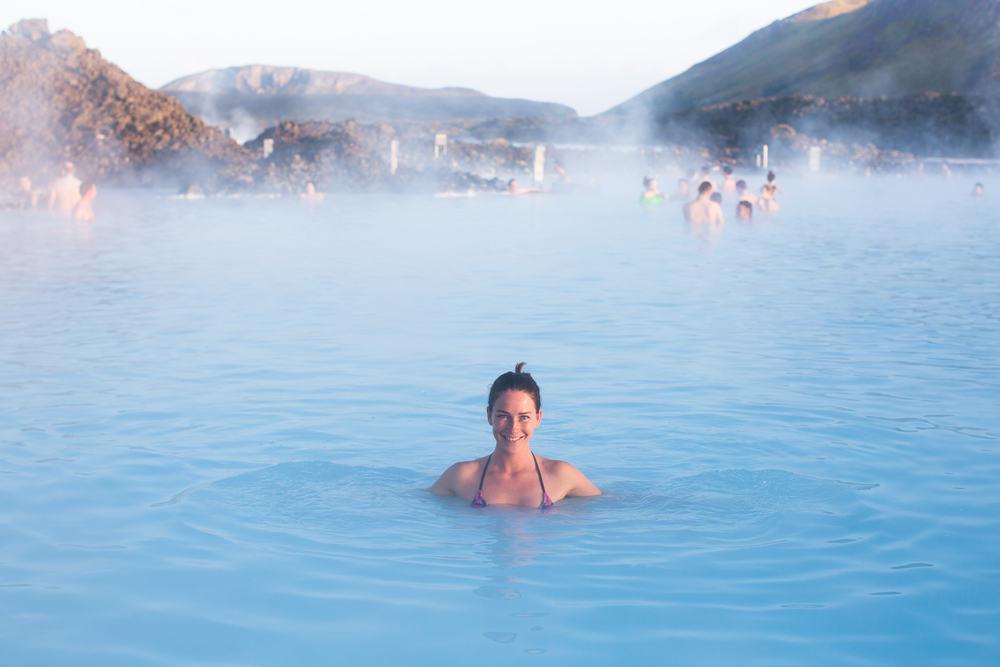 Blue Lagoon på Island