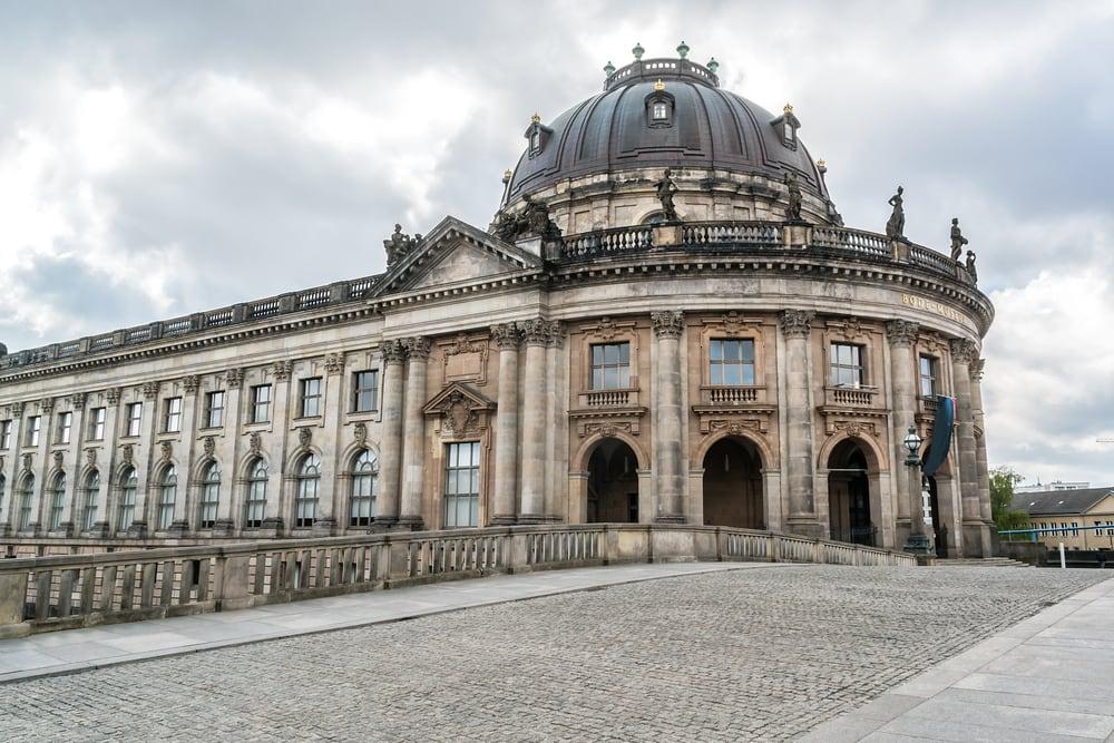 Bode Museum - Nytår i Berlin