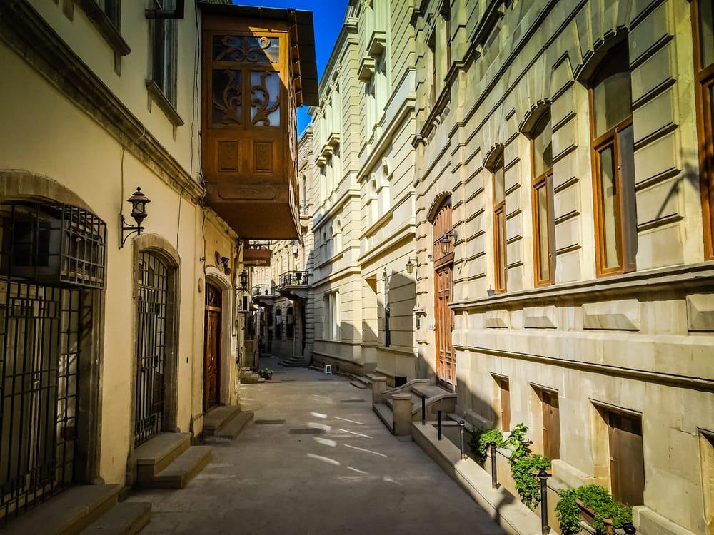 Den gamle bydel - Prag i Tjekkiet