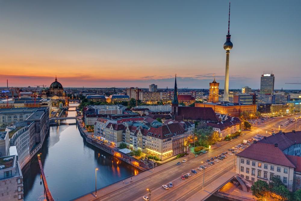 Nytår i Berlin 2016/2017