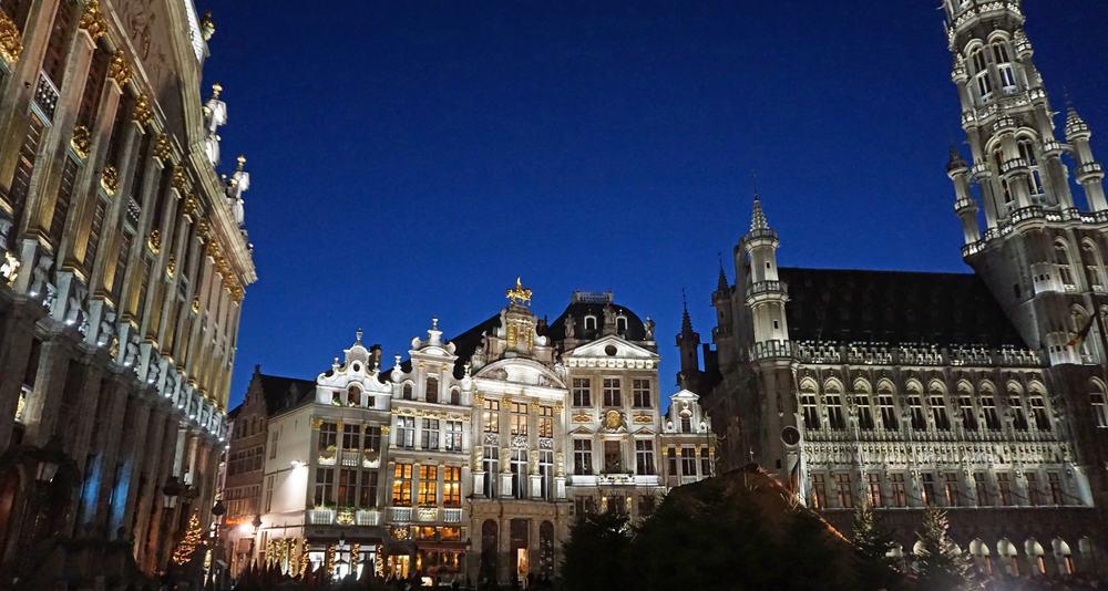 Grande Place - Bruxelles i Belgien