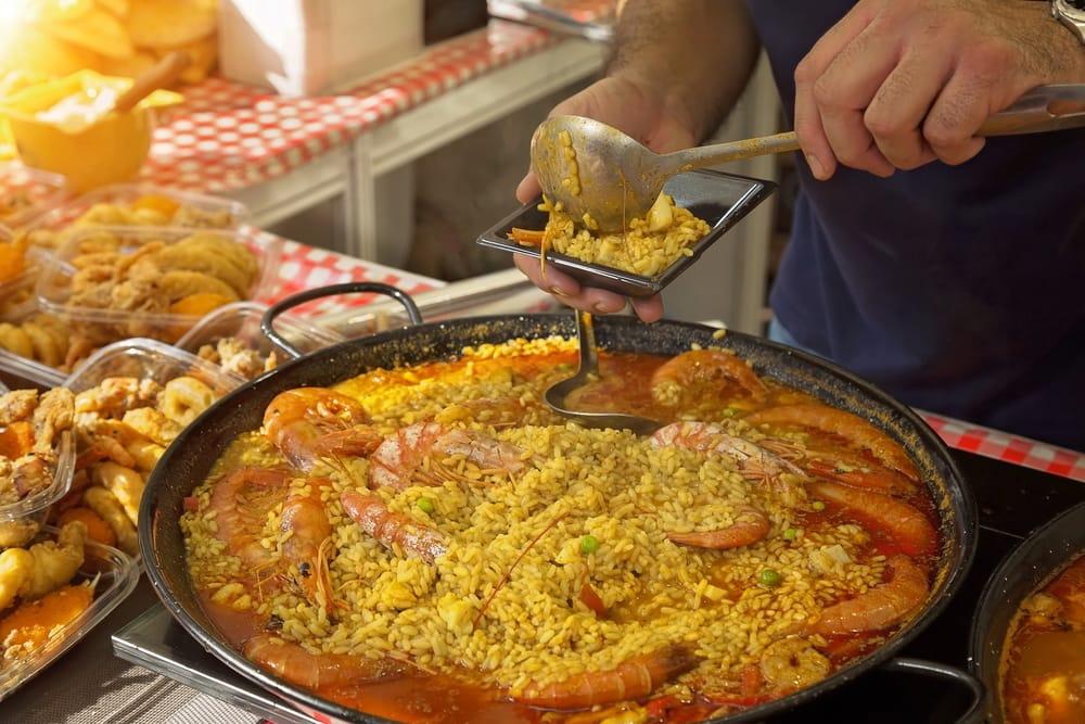 paella-barcelona-spanien