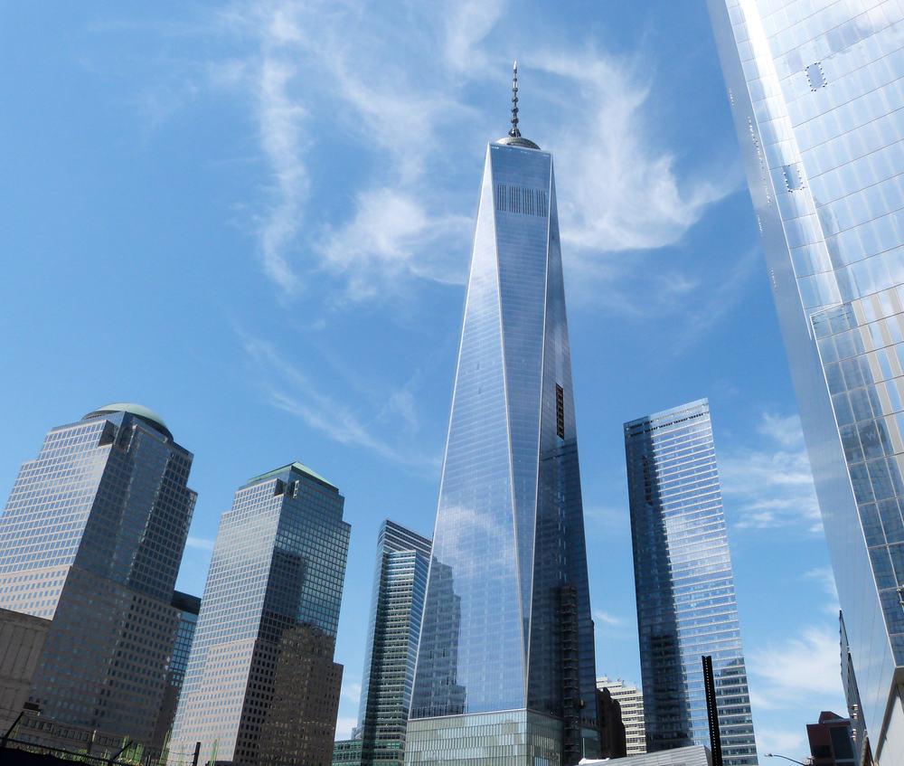 Skyskrabere - New York City i USA