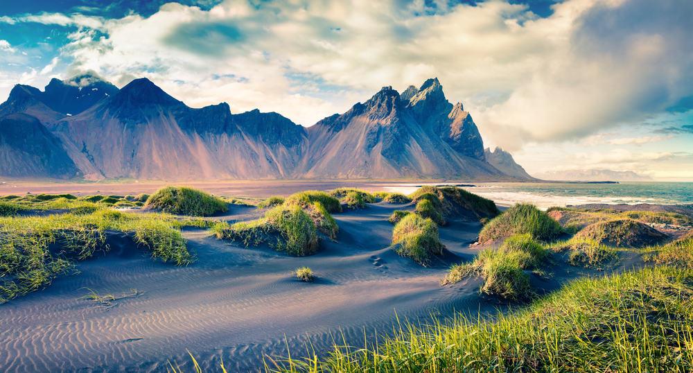 stokksnes-island