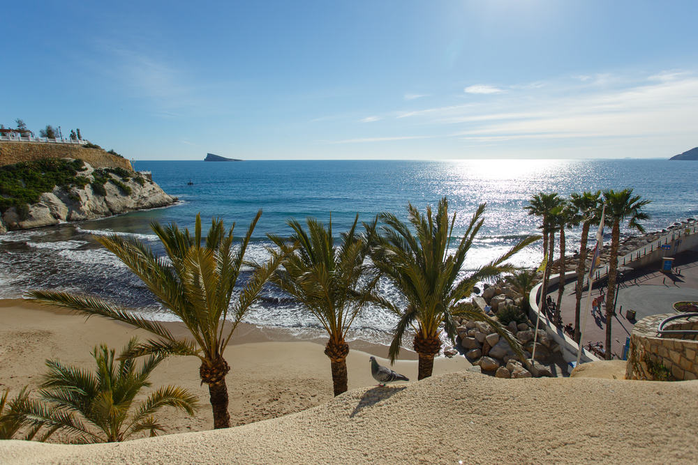 Alicante i Spanien
