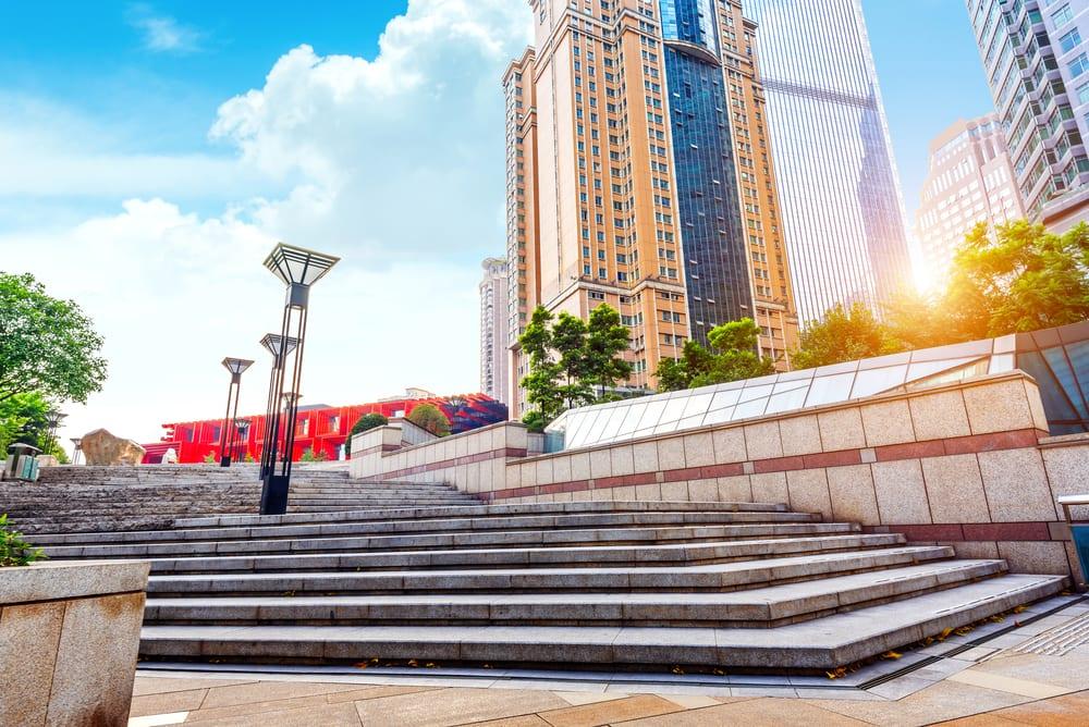 Chongqing i Kina
