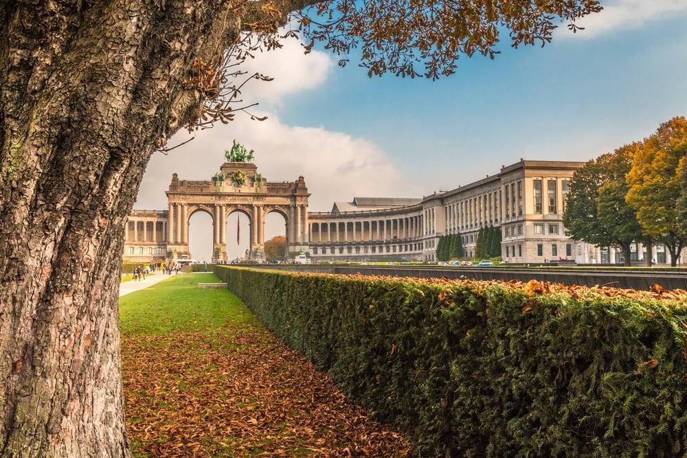 Jubel Park - Bruxelles i Belgien
