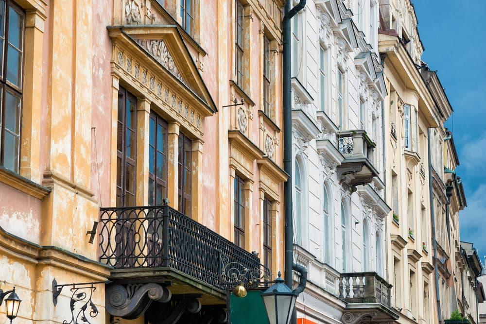 Ferie i Krakow