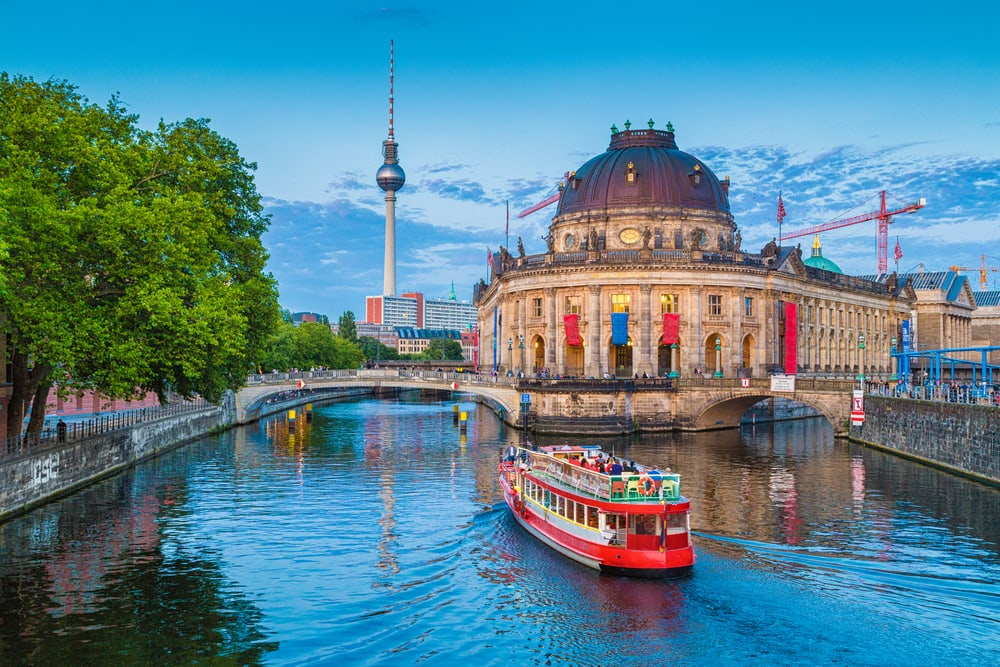 Museumsøen i Berlin - Tyskland
