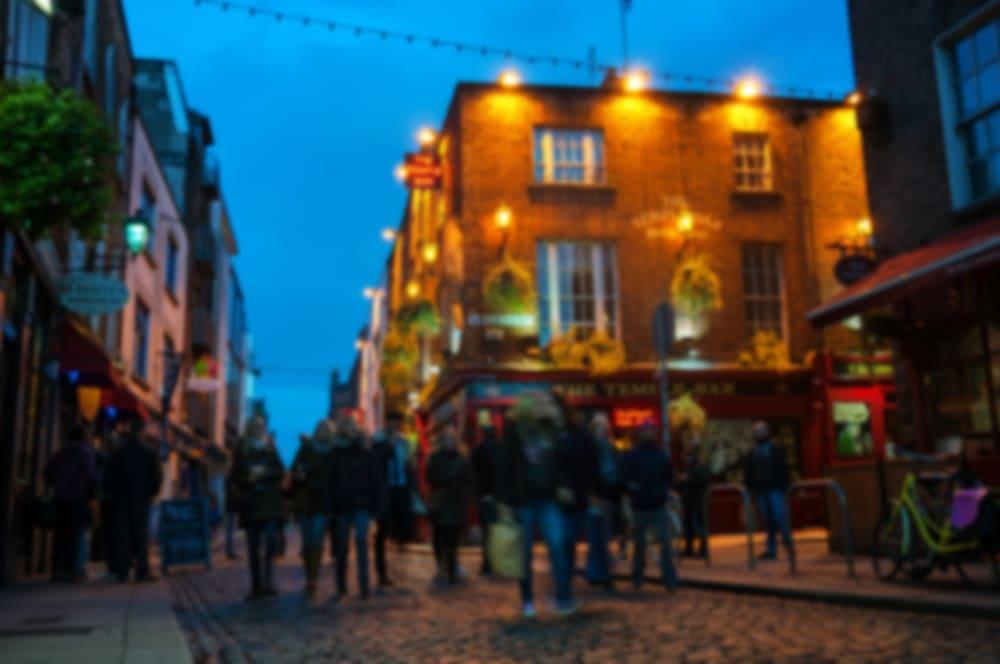 Dublins vilde natteliv