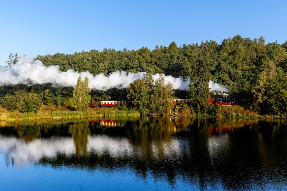 Selketalbahn - Harzen i Tyskland
