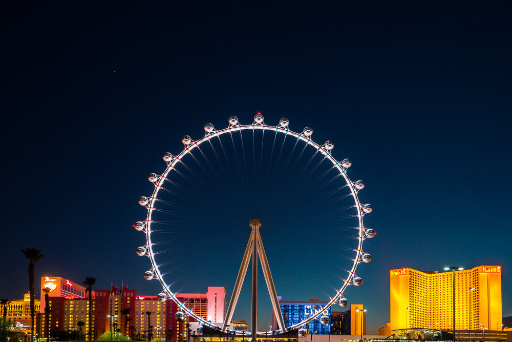 The High Roller - Las Vegas