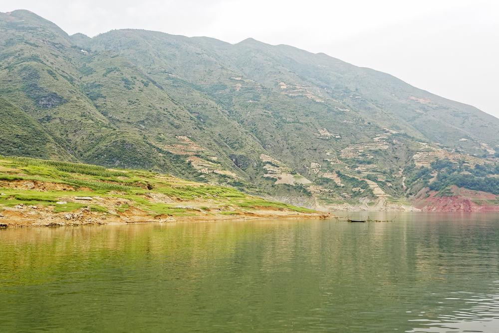 Yangtze floden - Kina