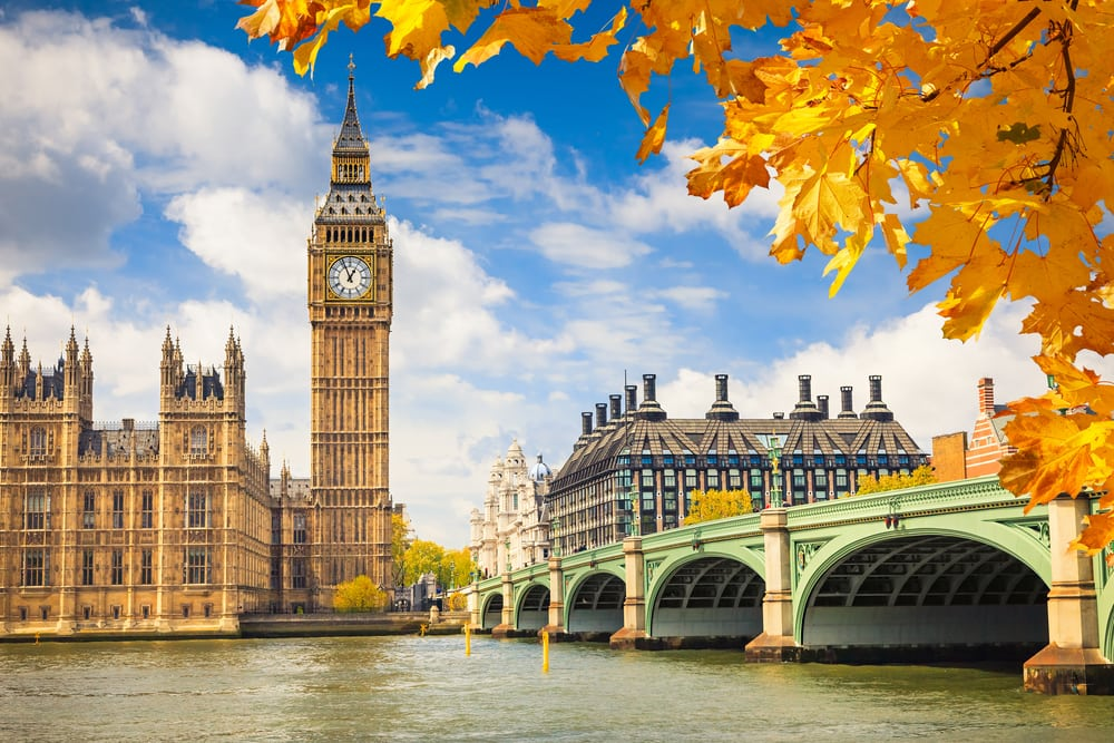 Big Ben - London i England