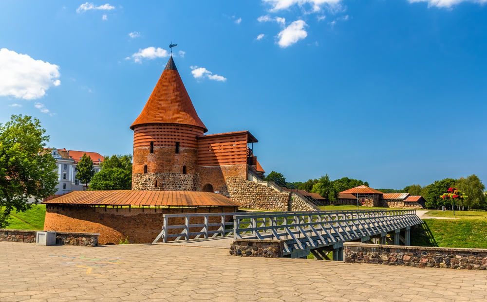 Kaunas Slot - Kaunas i Litauen