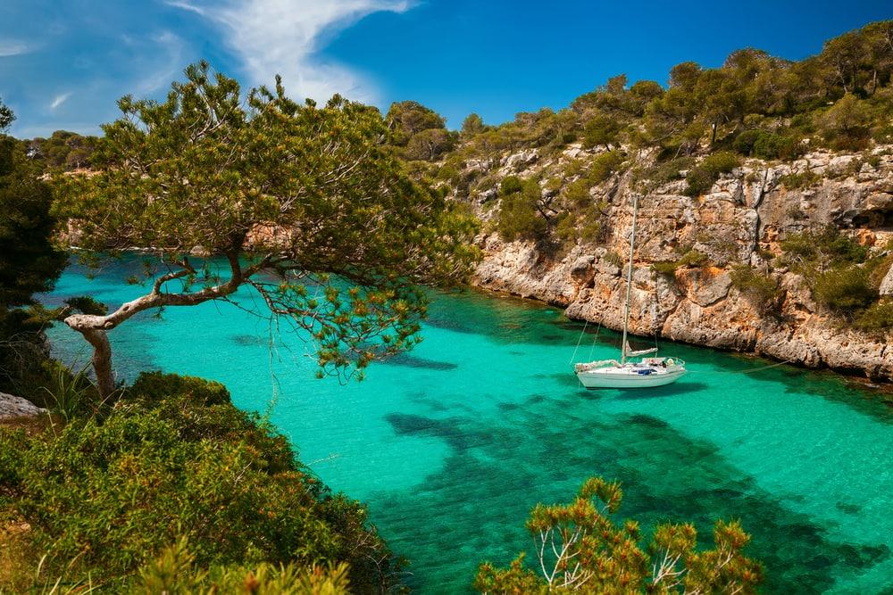 Cala Pi - Mallorca i Spanien