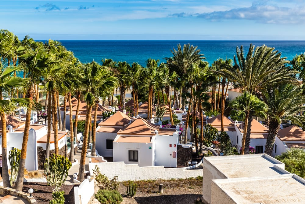 Costa Calma - Fuerteventura i Spanien
