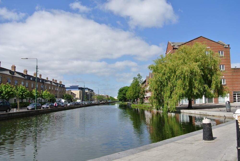 Downtown Dublin - Irland