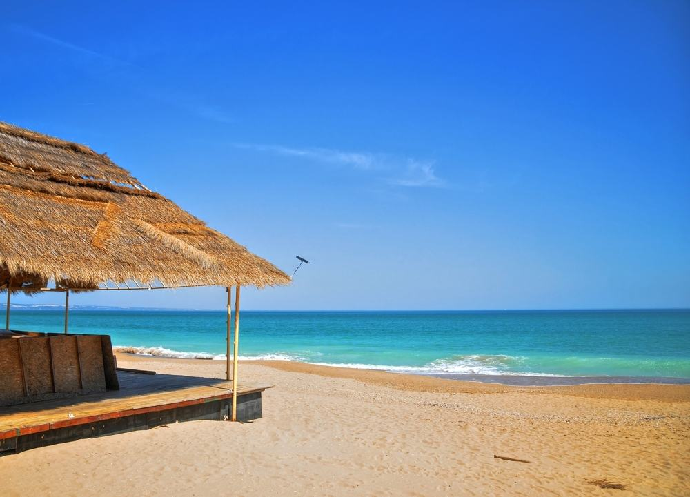 Golden Sands - Sunny Beach i Bulgarien