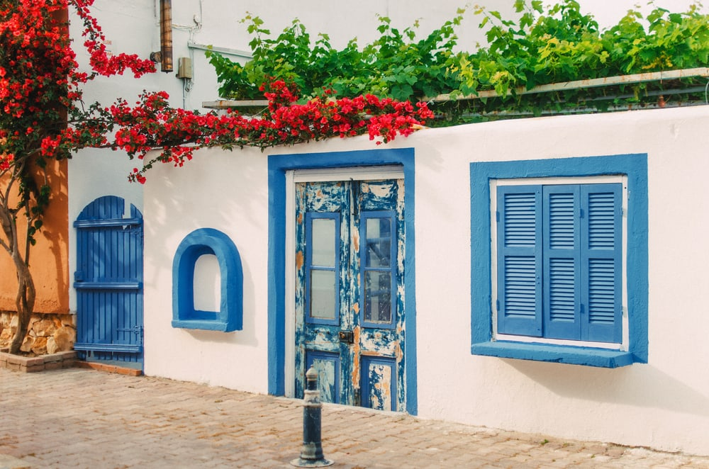 Halkidiki i Grækenland