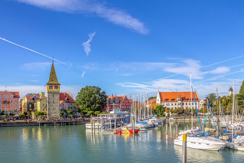 Lindau ved Bodensee