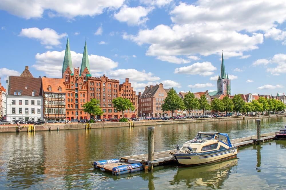Miniferie i Lübeck