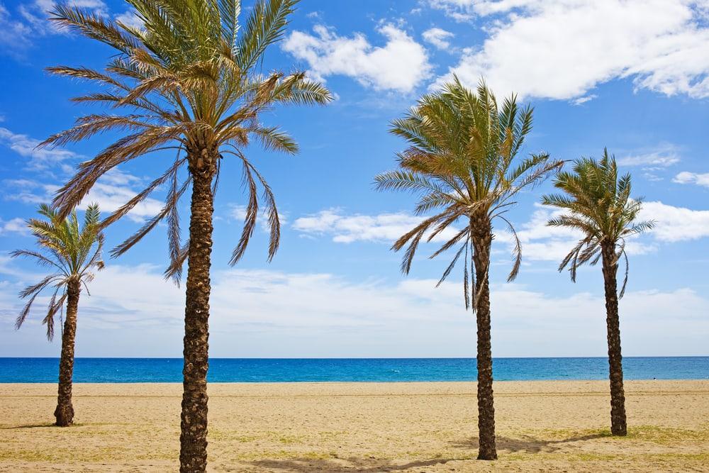 Marbella på Costa del Sol i Spanien
