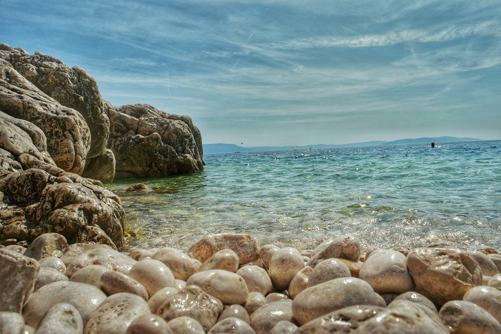 Rabac i Kroatien