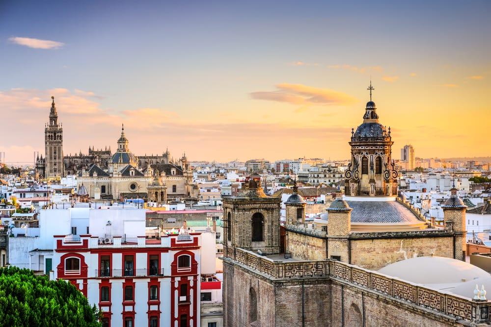 Sevilla - Spanien