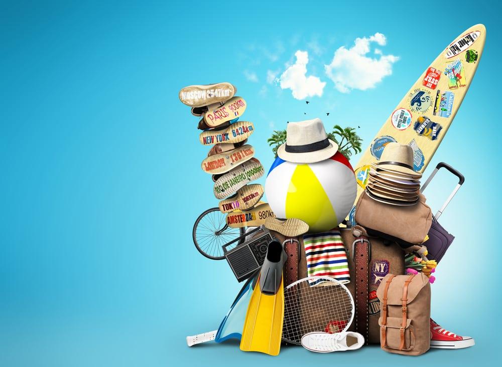 Hold sommerferie i juni