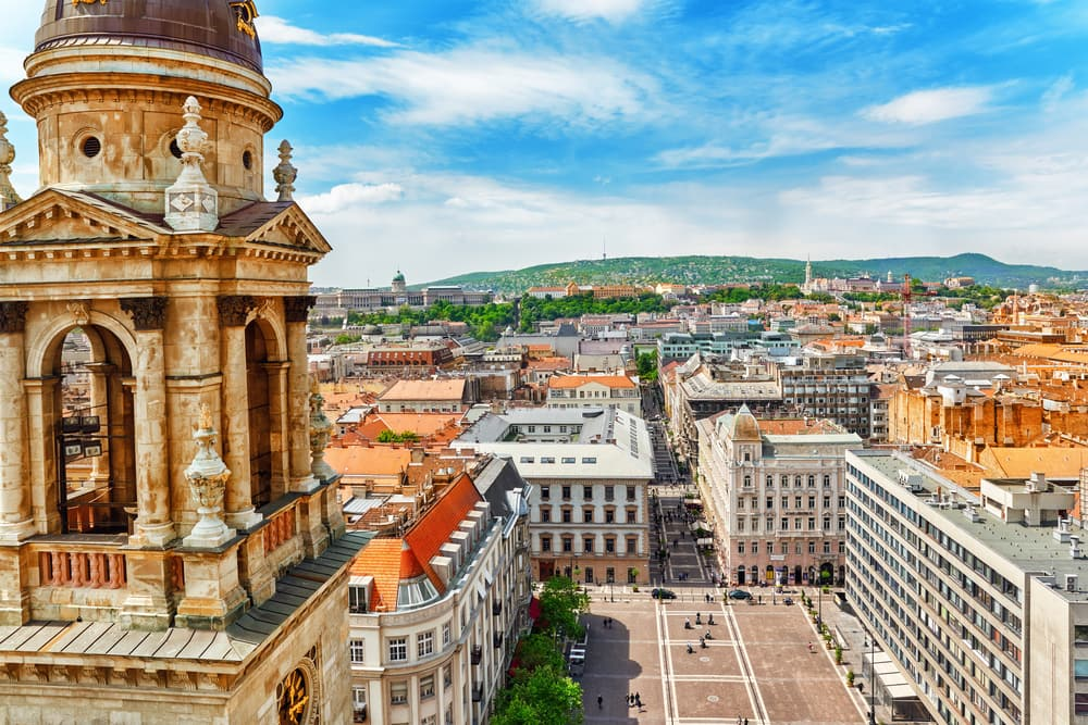 Storbyferie i Budapest - Ungarn