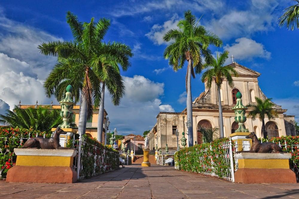 Trinidad på Cuba