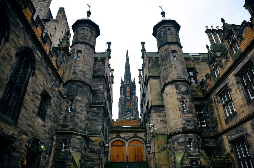 University of Edinburgh - Edinburgh i Skotland