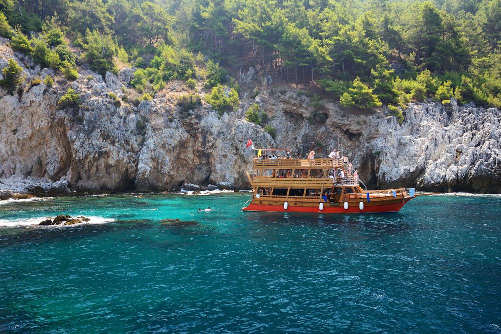 Alanya i Tyrkiet