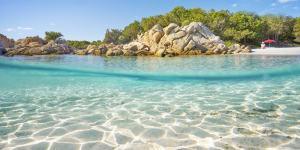 Costa Smeralda - Sardinien i Italien