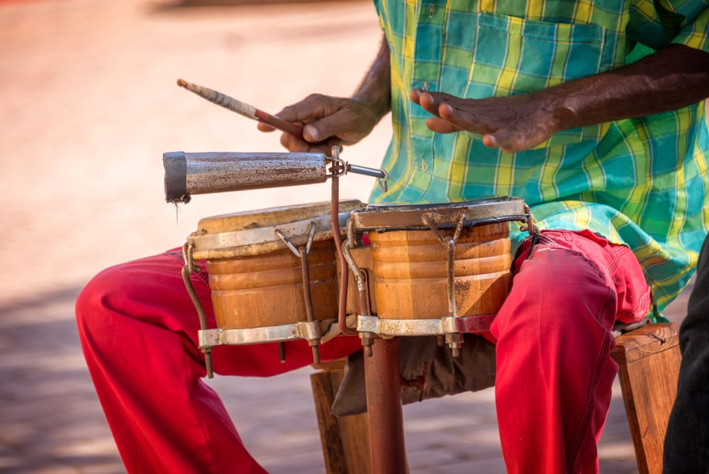 Gademusikant Trinidad - Cuba