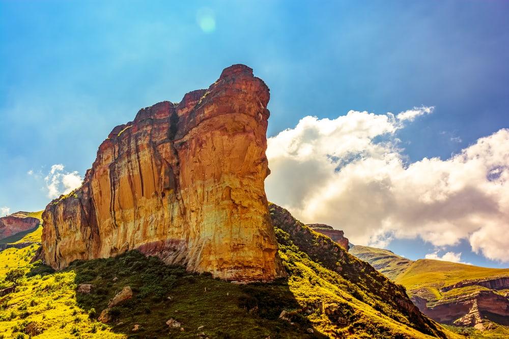 Golden Gate National Park - Sydafrika