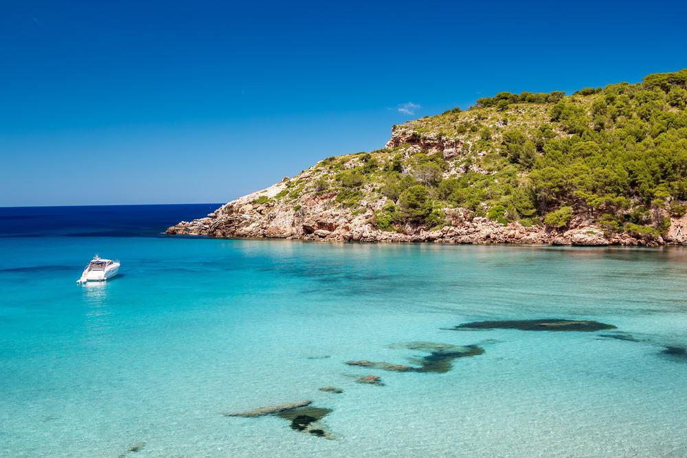 Menorca i Spanien