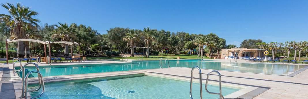 5-stjernet hotel på Mallorca