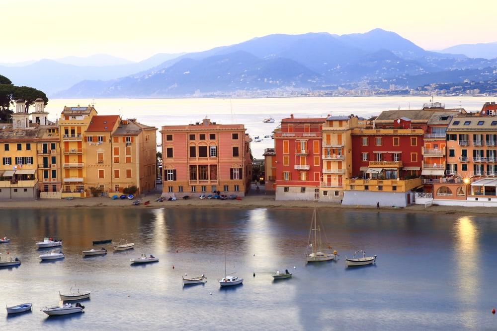 Sestri Levante - Ligurien i Italien