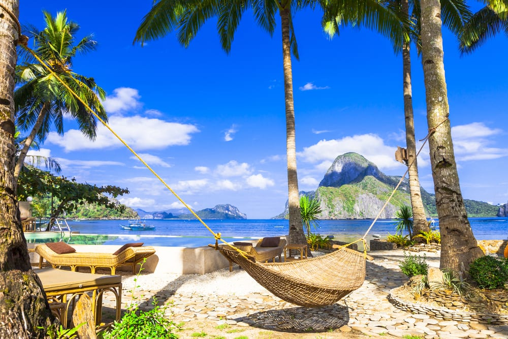 Tropisk paradis - Filippinerne