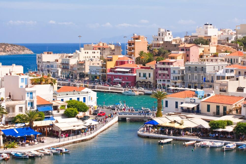 Agios Nikolaos - Kreta i Grækenland