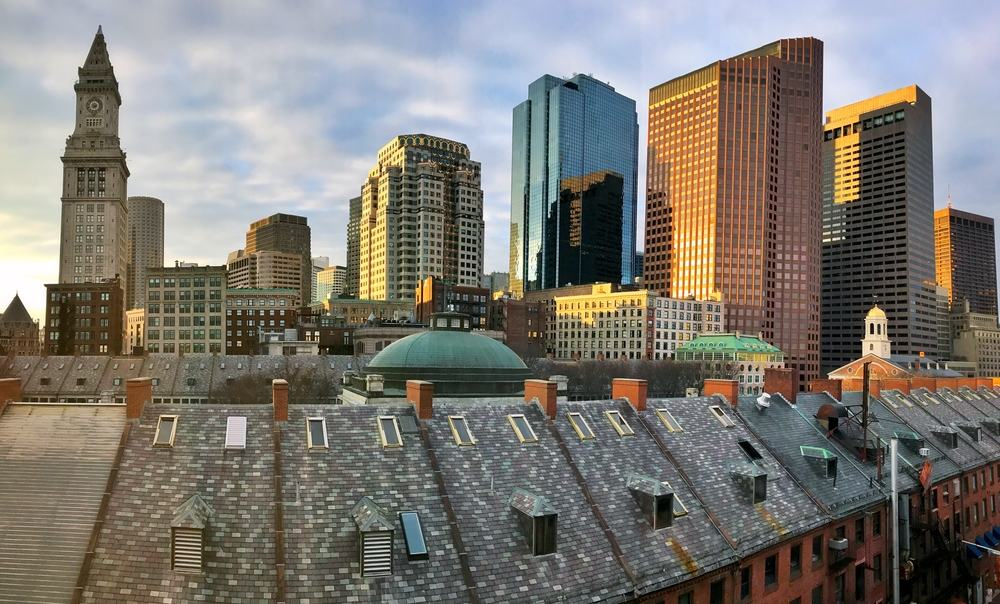 Boston - Massachusetts i USA