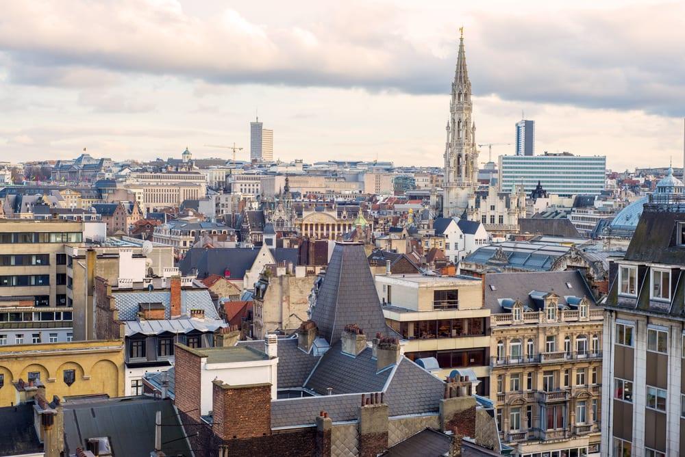 Forlænget weekend i Bruxelles